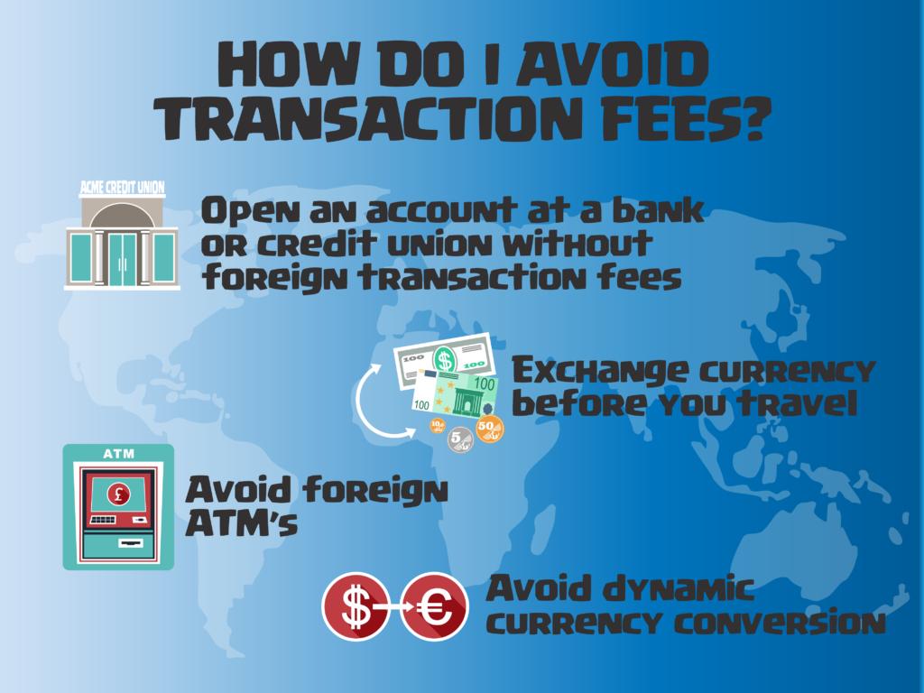 How Do I Avoid Foreign Transaction Fees?
