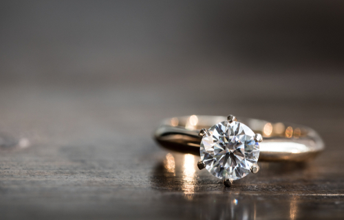 Best credit card for an engagement ring
