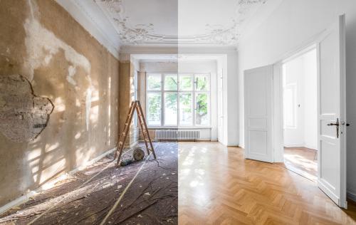 How do you finance a home renovation?