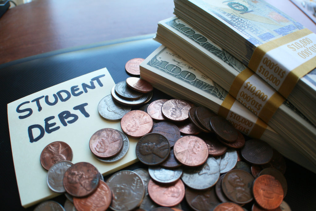 No student loans allowed with Marcus Personal Loan