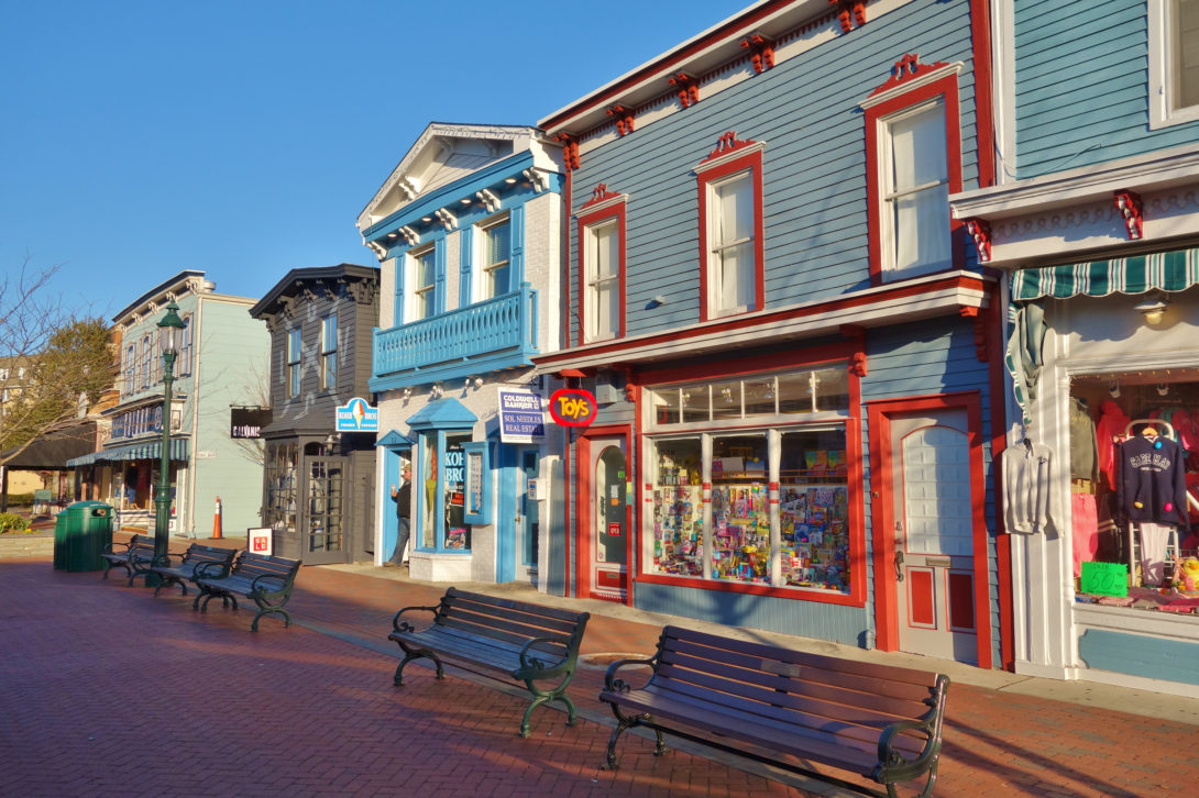 Best downtowns in the Northeast