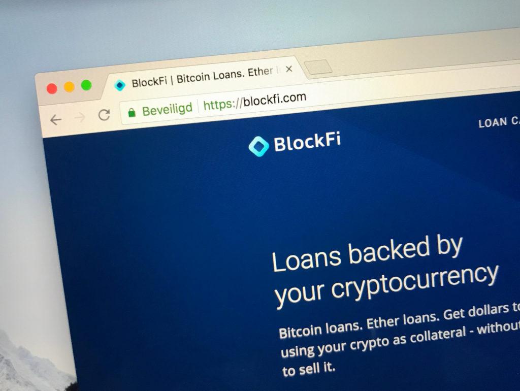 Best Cryptocurrency Trading Platform for Earning Interest: BlockFi