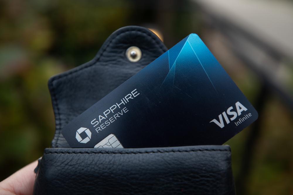 Chase Visa Sapphire