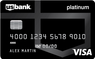 US Bank Platinum Visa
