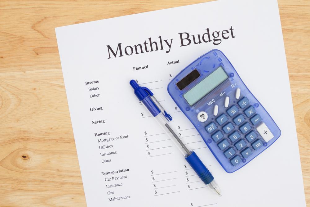 Create a Household Budget