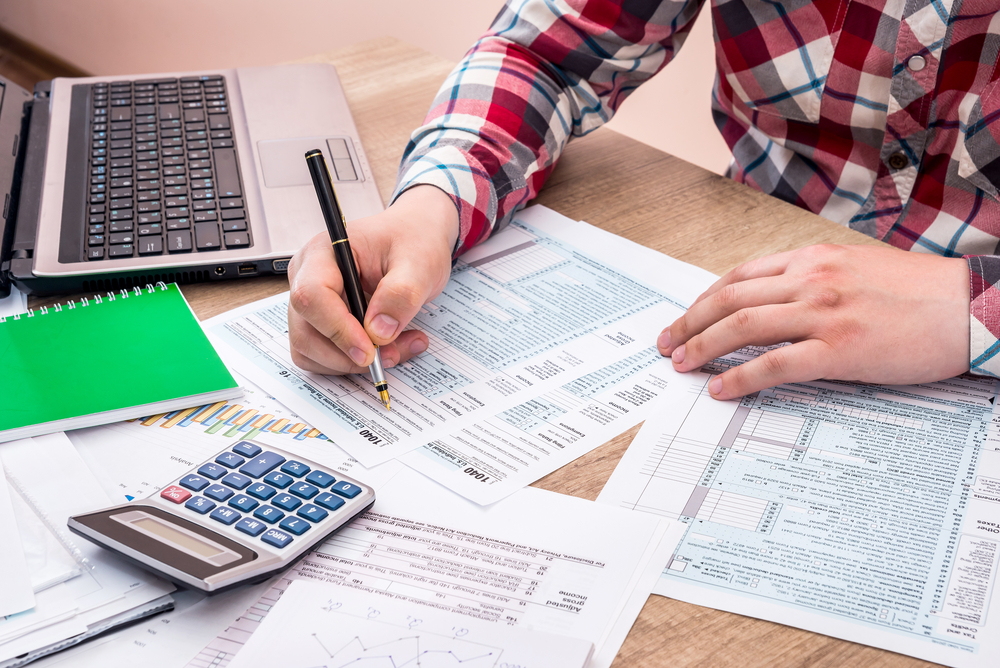 Update Your Tax Forms